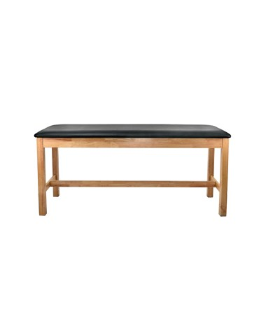 Flat Top Wood Treatment Table ADI996-04-BLK