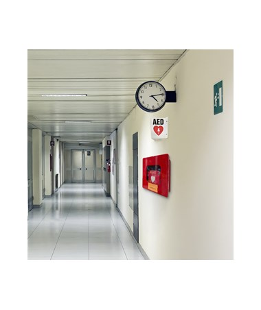 "AdirMed 3D AED Sign 6""x 5"" ADI999-02"