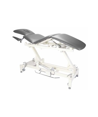 AdirMed Caterpillar Therapy Table with 6 Section Top - Grey
