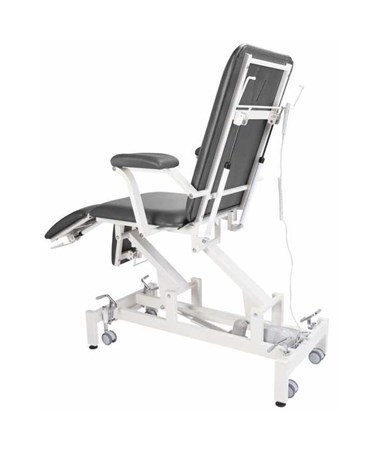 AdirMed Multima Multi-Purpose Mobilization Table with 6 Section Top - Grey