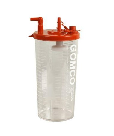 Gomco Disposable Collection Canister, 2400 ml ALL01-90-3711