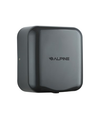 Alpine Hemlock Commercial Hand Dryer - Gray