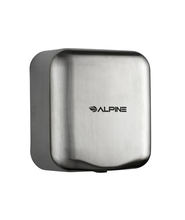 Alpine Hemlock Commercial Hand Dryer - Stainless Steel Brushed