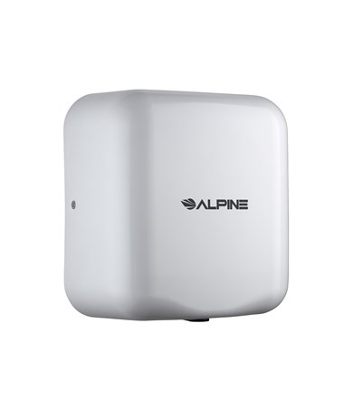 Alpine 	Hemlock Commercial Hand Dryer - White