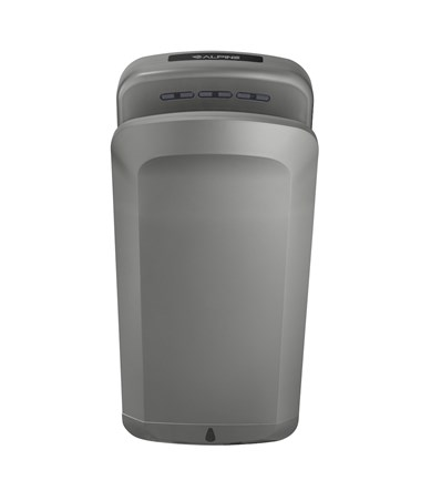 Alpine OAK High Speed Commercial Hand Dryer - Gray ALP404-GRY