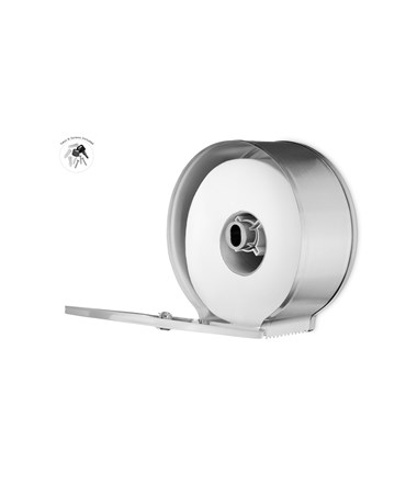 Stainless Steel Jumbo Toilet Tissue Dispenser ALP482