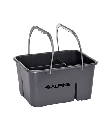 4-Compartment Plastic Cleaning Caddy ALP486-4