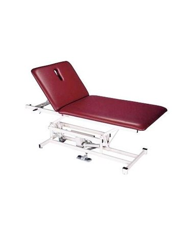 Bariatric Hi-Lo Treatment Table with Two Section Top ARMAM234