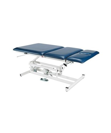 "ARMAM334- Hi-Lo Bariatric Treatment Table with Three Section Top - 40"" wide"