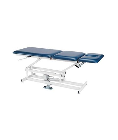 ARMAM353- Hi-Lo Treatment Table with Three Section Top - Without Casters