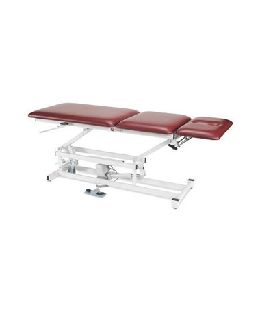 Hi-Lo Treatment Table with Three Section Top & Optional Caster System ARMAM353-