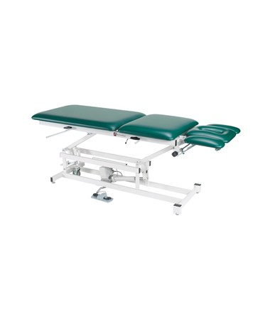 ARMAM500- Hi-Lo Treatment Table with Elevated Center Section - Flat Top