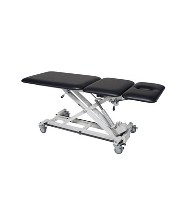 ARMAMBAX3500- Hi-Lo Treatment Table with Three Section Top - Flat Top