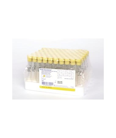 Vacutainer® Specialty SPS Glass Tubes BD364960