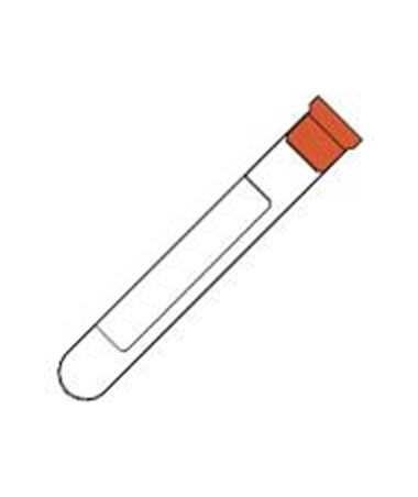Vacutainer® Serum Tube with Hemogard™ Closure BD367812