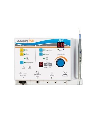 Aaron High Frequency Electrosurgical Generator & Desiccator BOVA950