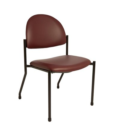 """Brewer 1250 Side Chair without Arms"""