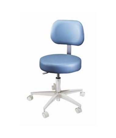 2000 Series Dental Stool with Backrest