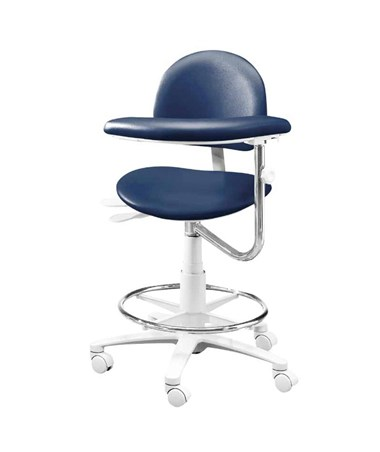 3300 Series Dental Stool-BRE3345BL