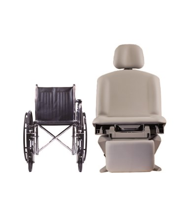 Brewer Assist Wheelchair