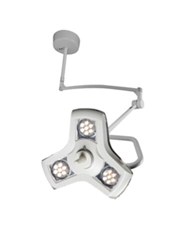 BRTALEDSC- AIM LED Series Examination Light - Single Ceiling Mount