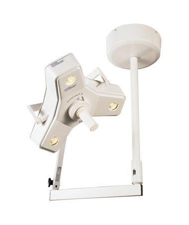 BRTOP216FL- Outpatient II Procedure Light - Single Ceiling Mount