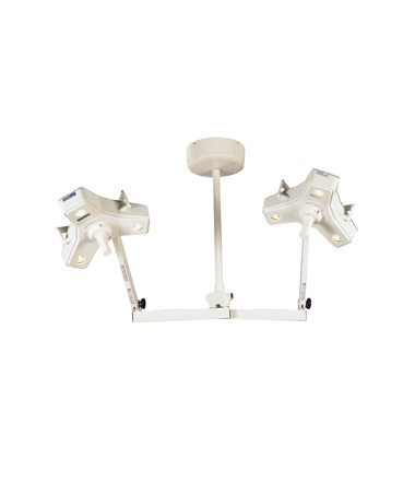 BRTOP216FL- Outpatient II Procedure Light - Dual Ceiling Mount