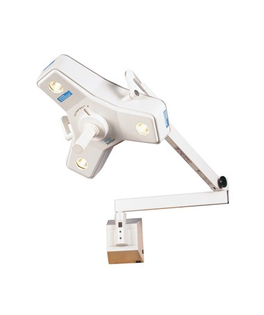 BRTOP216FL- Outpatient II Procedure Light - Wall Mount