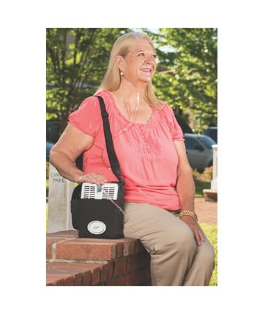 AirSep® In-Use FreeStyle® 3 Portable Oxygen Concentrator, Pulse Flow