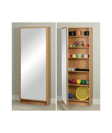 Element Series Hide-A-Way Cabinet with Mirror CLI2444N