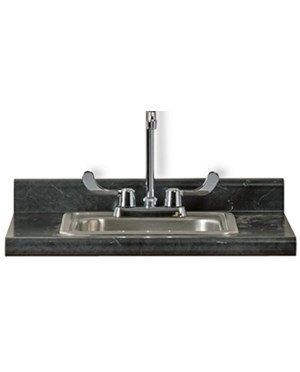 Postform Countertop w/ Sink CLI24P-