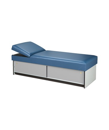 Clinton 3770 Recovery Couch with Sliding Doors