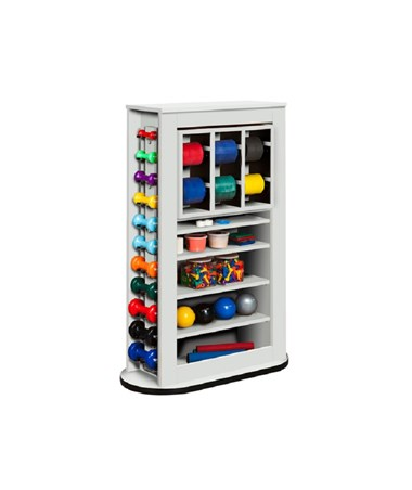 Stationary Super Kiosk Physical Storage Cabinet CLI5116M