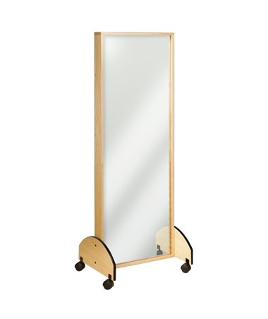 Clinton Industries Mobile Treatment Mirror, Adult