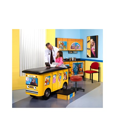 Complete Kids™ Pediatric Exam Room Furniture Package - Ready Room CLI7020-RR