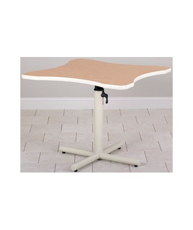 Soft Curve Lift Hand Therapy Table CLI74-17G-