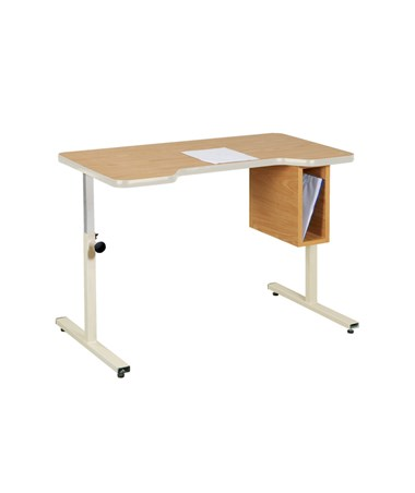 Personal Work Activity Table with Small Cut-Out CLI76-34K--