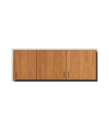"CLI8254- Wall Cabinet with 3 Doors Copy - 66"" Cabinet Width"
