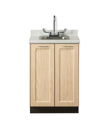 "Fashion Finish 24"" Base Cabinet - Sunlight Oak"