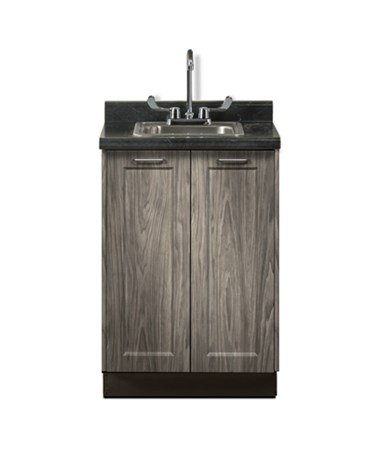"Fashion Finish 24"" Base Cabinet w/ Two Doors CLI8624-24P"