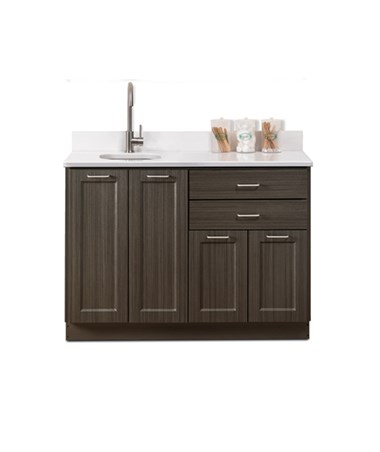 "Fashion Finish 48"" Base Cabinet - Twilight"