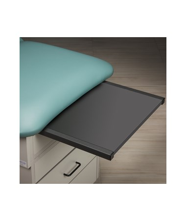 CLI8834- Cabinet Style Treatment Table - Pull-Out Leg Rest