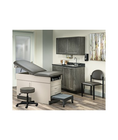 Clinton Complete Exam Room Furniture Package Fashion