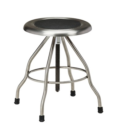 Stainless Steel Stool with Rubber Feet CLISS-2169