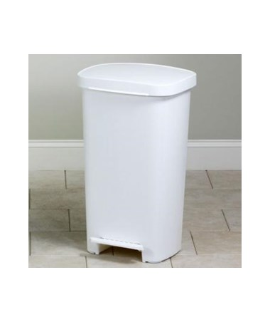 Quart Rectangular Plastic Receptacle CLIT-52W