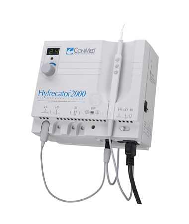Hyfrecator 2000 Electrosurgical System CON7-900-115-