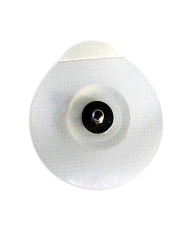 MEDI-TRACE™ 700 Series Clear Tape ECG Electrodes, Case COV22733-