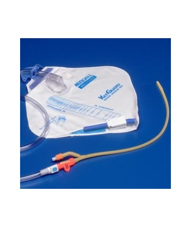 KENGUARD Foley Catheterization Tray COV3716