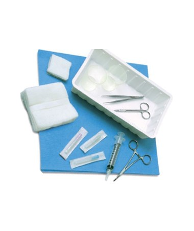 7057S Safety Laceration Tray - 20/Case COV50007057-