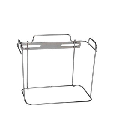"Wall/ Cart Bracket for 8 Qt Multi-Purpose & Chemosafety Containers, 7½"" H x 6½"" D x 10"" W, 5/cs (Continental US Only)"
